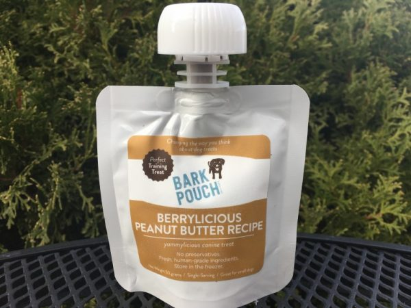 Peanut butter dog treats - Columbus